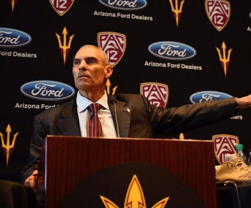 Herm Edwards: New Arizona State Sun Devils coach fired up at introductory press conference