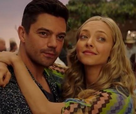 Sophie tells Sky she is pregnant in 'Mamma Mia 2' trailer