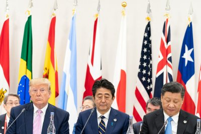 G20: Trump halts more China tariffs, only to oppose climate stance