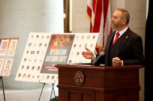 Ohio trafficking sting nabs nearly 200 suspects. finds 45 children