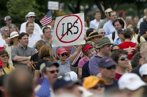 Report: IRS scrutiny more about process than politics
