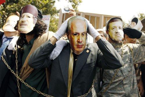 Netanyahu target of smear campaign?