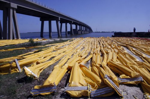 Lower Mississippi River reopens after oil spill near New Orleans