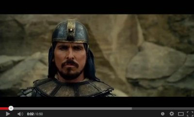 'Exodus: Gods and Kings' debuts TV spot trailers