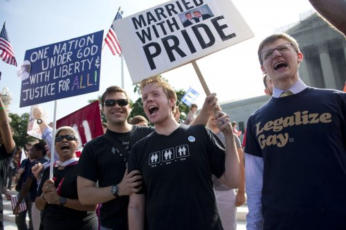 Judge orders Kansas county clerks to issue licenses to same-sex couples