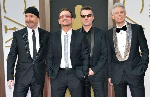 Jimmy Fallon books U2 for five consecutive 'Tonight' shows
