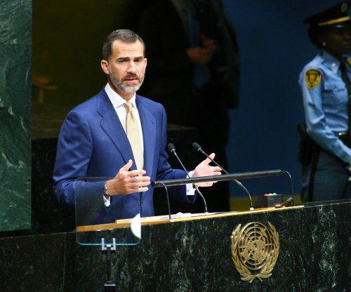Spain's King Felipe VI cuts salary by $66K a year
