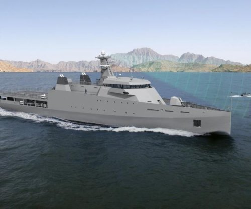 Damen introduces new family of offshore patrol boats