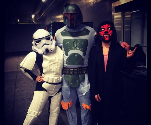 Ronda Rousey turns stormtrooper for Star Wars
