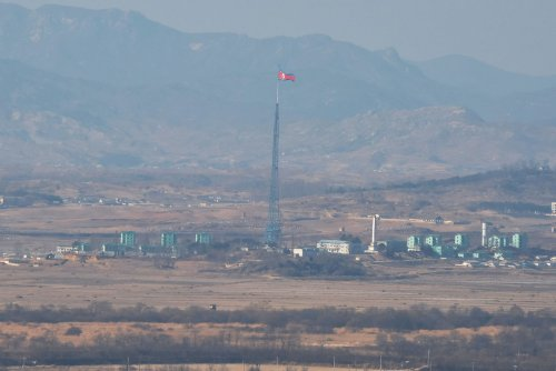 South Korea resumes loudspeaker operations after Kim Jong Nam assassination