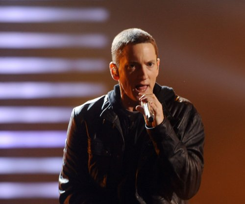 Eminem sues New Zealand political party over use of 'Lose Yourself'