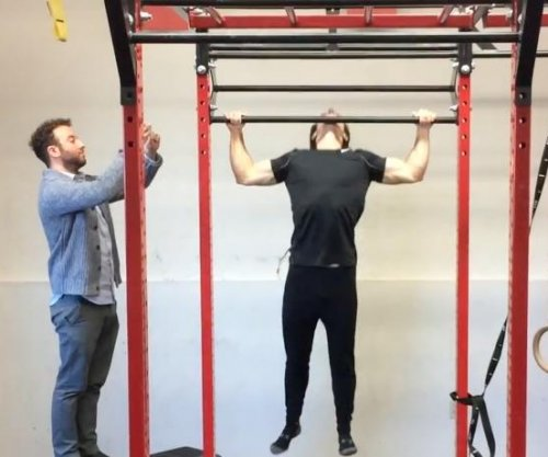 Massachusetts man completes world-record 51 pull-ups in one minute