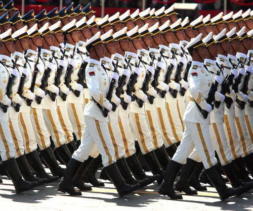 Expect a shakeup of China's military elite at the 19th Party Congress