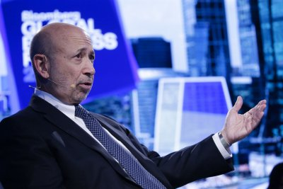 Goldman Sachs CEO Blankfein to retire