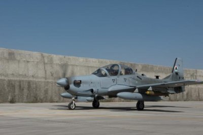 Sierra Nevada receives $1.8B for Afghan A-29s