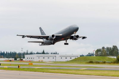 Air Force accepts first two KC-46 tanker planes from Boeing