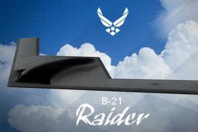Ellsworth AFB named first base for B-21 bomber