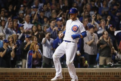 Cubs' Ben Zobrist away from team amid divorce