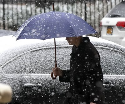 Snow, sleet forecast for Northeast as part of wintry double-header