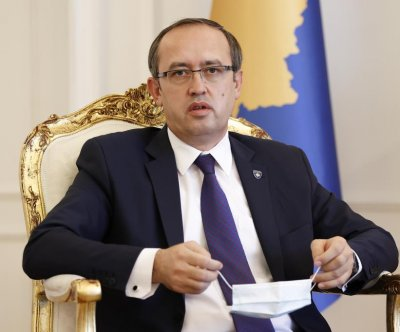 Kosovo PM Avdullah Hoti tests positive for COVID-19