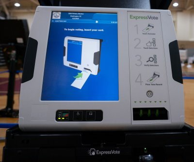 Bipartisan lawmakers raise plan to pay for state election security