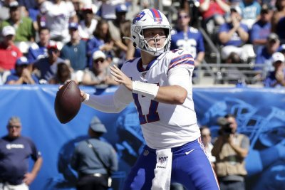 Fantasy football: Josh Allen tops Week 5 quarterback rankings