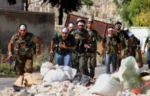 Saudis bankroll new rebel force to fight own war on Assad