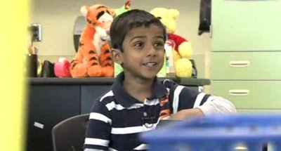 Kindergarten student in Utah beats entire school in spelling bee
