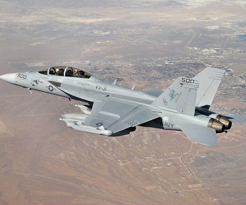 U.S. EA-18G Growlers getting new electronic warfare system