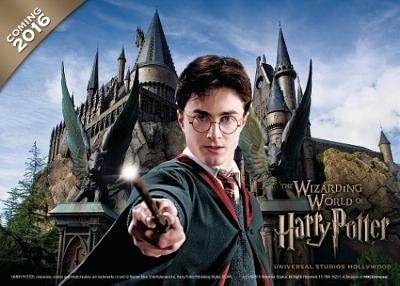 'Wizarding World of Harry Potter' heading to Universal Studios Hollywood in 2016