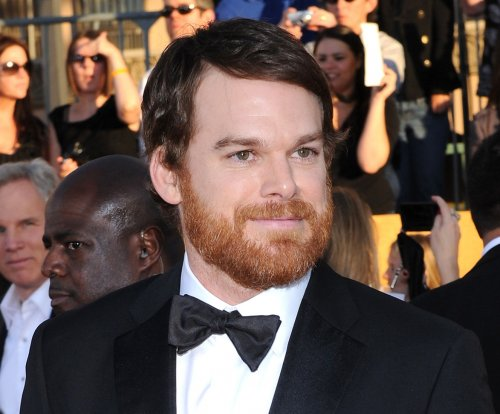 Michael C. Hall weds girlfriend Morgan Macgregor