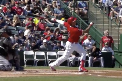 Anthony Rendon swats first home run in Angels uniform