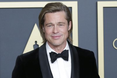 Brad Pitt gives weather report on John Krasinski's 'Some Good News'