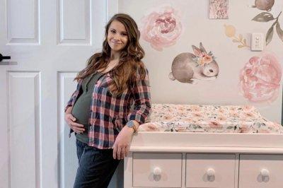 Bindi Irwin shows nursery ahead of daughter's birth