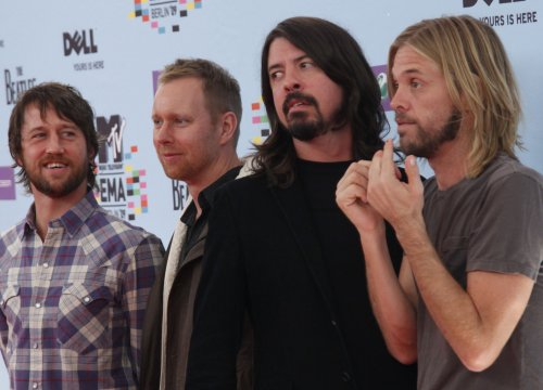 Foo Fighters to play at MTV Movie Awards