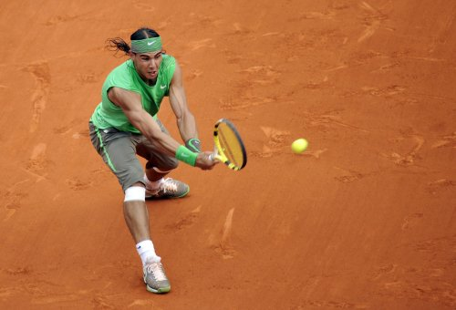 Nadal triumphs again