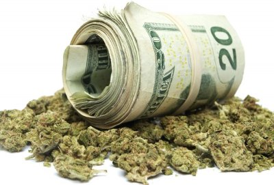The marijuana industry could soon make more revenue than the NFL