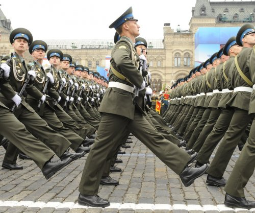 Russia celebrates WWII victory over Nazi Germany with parade