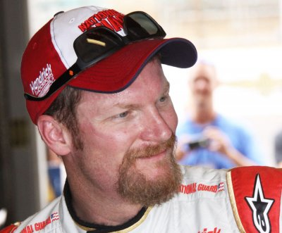 Earnhardt wins as Dillon crashes at Daytona finish