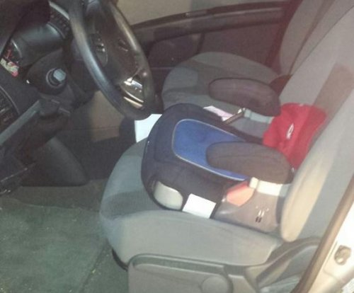 Police: 12-year-old driver used booster seat 'to appear older'
