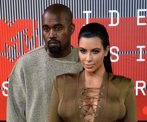 Kim Kardashian, Kanye West name son Saint West