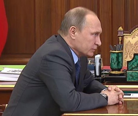 Putin says he hopes Russia never needs to use nukes against Islamic State