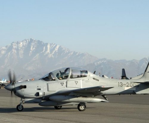 Afghanistan receives A-29 Super Tucano aircraft