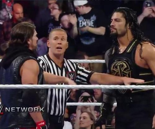 WWE Payback: Roman Reigns, AJ Styles battle; Charlotte courts controversy