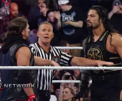 WWE Payback: Roman Reigns and AJ Styles battle, Charlotte courts controversy