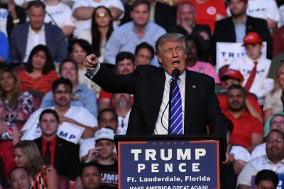 Donald Trump campaign gets second major shake-up