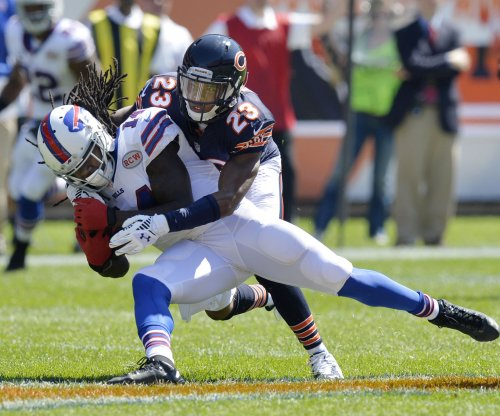 Sammy Watkins back at practice for Buffalo Bills