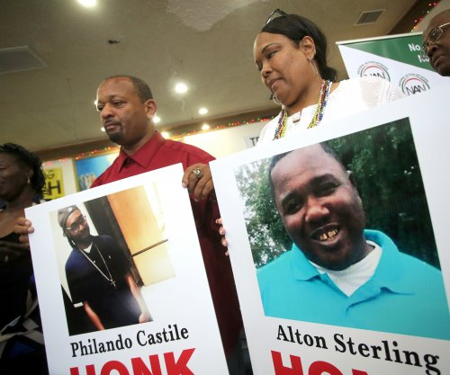 Alton Sterling's family sues Baton Rouge, La., for wrongful death