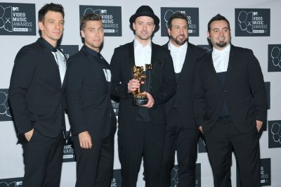 'N Sync to open 'Dirty Pop-Up' shop in Los Angeles