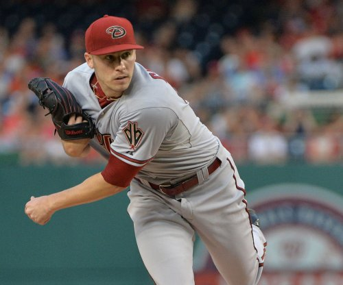 Arizona Diamondbacks go for sweep of Cincinnati Reds